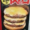 【GW3日目】ぼくと肉の日と絶品チーズバーガーと【明日の予定もわからない】