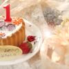 ♪~スマッシュケーキ 1歳のバースデー記念~♪