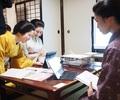芸妓さん、税理士さんとクラウド確定申告勉強会に励む!in 金沢