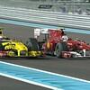F1第19戦アブダビGP決勝