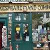 教会を巡ってシェイクスピア・アンド・カンパニー書店へ