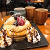 【仁寺洞カフェ】카페 트루어스のインスタ映えパンケーキ