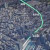#298 中央区の都市基盤イメージは? 「緑の輪」と「臨海地下鉄ルート」