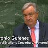 国連事務総長も、無条件ベーシックインカムを支持している!