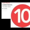 『高速対応 2030年のエイズ流行終結に向けた10の約束』 UNAIDS