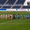 なでしこ2部第4節 ニッパツ横浜FCシーガルズ VS 大和シルフィード