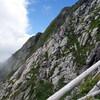 今度は南アルプス 北岳に挑戦(その4)八本歯のコル~北岳山荘