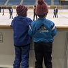 旭川市大雪アリーナ、スケートです。