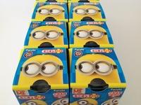 チョコエッグ「ミニオンプラス」箱買いのレビュー。180円で満足のクオリティでも排出率には不満。「ミニオン+」