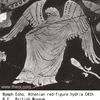 エコー(エーコー,エコ)1 エコーは,ボイオーティアにあるキサイロナス山のニンフ.エコーの物語は,大きく分けて二つ.  一つは,ナルキッソスに恋したエコーの物語.オウィディウスが「転身物語(変身物語)」で描いています. もう一つは牧神パーンがからむストーリー.こちらでは,エコーは受け身?  恋におちたり,嫉妬したりするのはパーン.エコーは美しい声の持ち主で,牧神パーンの心を射止めます.ダフニスがクロエに語る挿話としてもパーンとエコーの物語が描かれます.ここでのパーンは余りに残忍.// シリーズ・ニンフ2