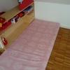 ☆不要になったマットレスは子供部屋の一角に