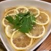 二日市の焼肉店「龍王館」の「レモン冷麺」が美味しかった!