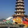 【観光旅行】台湾旅行記②【安平古堡、龍虎塔、高捷少女】