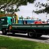慰霊の日、安倍総理の警護を口実に、他県から機動隊車両が沖縄に乗りこんでくる闇。