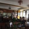 タメルの玄関にあるネパール版スタバ【HIMALAYAN JAVA】