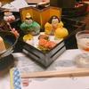 大和屋別荘に泊まってきた②美しすぎる夜の食事と夜食紹介