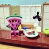【レゴ遊び】日本の夏の風景 扇風機の作り方