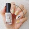 ネイルホリック WT015✖️pa オールインワンコート✖️flicka nail arts プロデュース1ネイルシールで初夏ネイル
