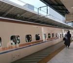 かがやき新幹線水没と北陸新幹線の代替交通手段は?金沢旅行で近江町市場散策