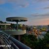 コタキナバルのシグナルヒル展望台