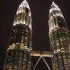 【マレーシアに女子1人旅・22】クアラルンプールのシンボル!ツインタワー