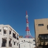 旧NHK静岡放送局の電波塔