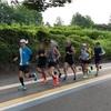 21km ペース走@駒沢公園