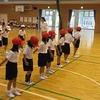 1年生:体育 立ち幅跳び