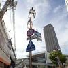 OLYMPUS TG-5+ロワジャパン0.7倍ワイドコンバージョンレンズ試し撮り。at 阪神御影駅周辺。