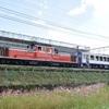 第655列車 「 網干出場のキハ120-304、亀山配給を狙う 」