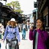 日本旅行2017年4月⑲✈白川郷飛騨高山の『古い町並み』散策④