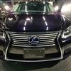 自動車ボディコーティング#112  レクサス/LS600h ボディ磨き+フッ素樹脂結合系コーティング