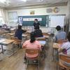 外国語の校内研修★ 教職員(9月4日)