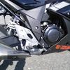 GSX250Rインプレ 其の肆 SOHCロングストロークエンジン