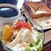 【鳥取県・岩美町】ハチミツじゅわ~(*^^*)♪ 喫茶『めだかの学校』でボリューミーでリーズナブルなモーニングを食べました♪