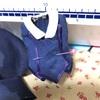 【ドール】フランケンシュタインを作る その2-ワイシャツとベスト