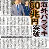 左翼安倍自民、海外バラマキ60兆円を斬れ!