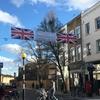 ロンドン探検隊。「Notting Hill ノッティングヒル」でお散歩。