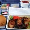 ◇ほっこり台北◇中華航空の機内食&台北到着、台北駅は素敵!