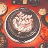 韓国デート【今回食べた韓国料理】