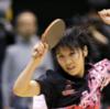 【平野美宇、日本人初】アジア選手権初優勝〜3連続番狂わせはホンモノの力!