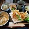 石川県羽咋市 石臼手挽き蕎麦「そば処 浄楽」