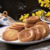 ブルターニュ産バターたっぷり、伝統の本場ガレット