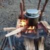 【ソロキャンプ】DUGの焚火缶を全力でおすすめします