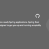 Serving Web Content with Spring MVC