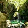 幻の滝といわれる「おしらじの滝」に行ってきました。