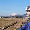 フウナ in リアル 2021・2月 箱根 芦ノ湖