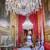 ルーブル美術館♪ナポレオンの間入り口に〜♪ハネムーン旅行記♪