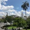 あらためて、エクアドルの首都、キトはすごいな。