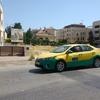 ヨルダンのタクシー